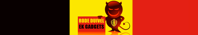 GADGETS RODE DUIVELS