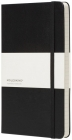 Classic L hard cover notitieboek - effen