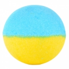Fizzing bath balls - Double dip blue