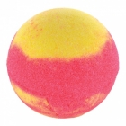Fizzing bath balls - Colour Party Red