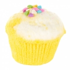 Fizzing bath muffins - Yeah Yellow