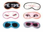 Eyemask 6 ass. designs satin