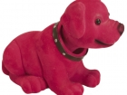 Nodding Dog pink, H. 11cm