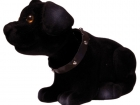 Nodding Dog black, H. 11cm