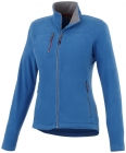 Pitch fleece dames jas met ritssluiting