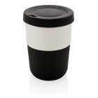 PLA cup coffee to go 380ml, zwart