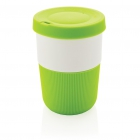 PLA cup coffee to go 380ml, groen