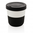 PLA cup coffee to go 280ml, zwart