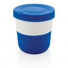 PLA cup coffee to go 280ml, blauw