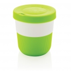 PLA cup coffee to go 280ml, groen