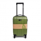 "Cabin Size ""Simply Green"" Trolley RPET Green"