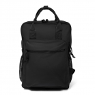 Norländer Dull PU Organizer Backpack Black