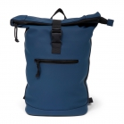 Norländer Dull PU Roll Backpack Blue