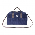 Vintage Ribble Weekend Bag Blue