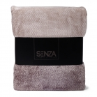 SENZA Ombre plaid grey