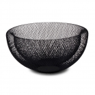 SENZA Wired Fruitbowl Black