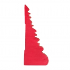 SENZA Paper Glitter Xmas Tree Red
