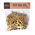 SENZA Paper Table Deco Gold /30