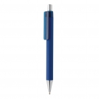 X8 smooth touch pen, donkerblauw