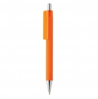 X8 smooth touch pen, oranje