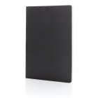 Impact softcover steenpapier notitieboek A5, zwart