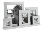 Photo frames All in the Family plastic silver