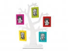 Photo frame Family Tree assorted frames, H. 30cm