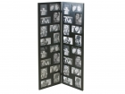 Photo frame Wonder Wall black MDF