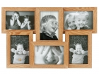 Photo frame Collection MDF wood colour