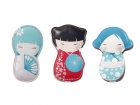 Manicure set Asian Girl assorted