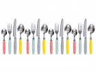 Cutlery set Colour Blocking assorted colours