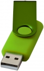 Rotate-metallic USB 4GB