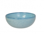 Bowl Craft terracotta light blue