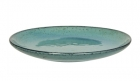 Dinner plate Craft terracotta green