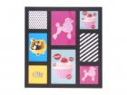 Photo frame Selection MDF black