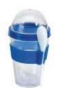 Yogurt Parfait Storage Set  Blue