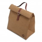 Washed Kraft Lunchbag Brown