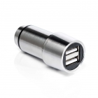 Carcharger Steel 2.4 A - metal