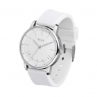 WatchTracker - silicon - white